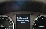 Nachrüstung Reifendruck